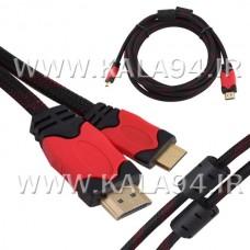 کابل 3 متر HDMI نویزگیردار C-GCG درجه 1