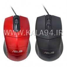 ماوس سیمی High Precision-Optical Mouse مارک ASUS / پک جعبه ای بزرگ